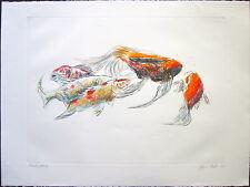 "John Battenberg ""Family Group,"" 2008 Color Monotype"