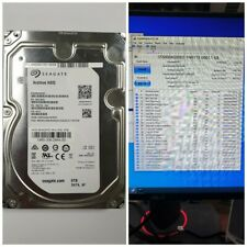 6TB SEAGATE ARCHIVE HDD ST6000AS0002 3.5 SATA III 6GBs 5900 RPM No Bad Sectors