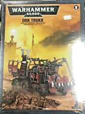 Warhammer 40K Dark Imperium Space Orks Transport Ork Trukk, New