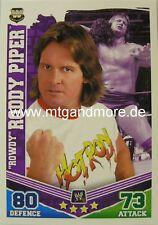 """Slam ATTAX Mayhem #168 """"Rowdy"""" Roddy Piper"""