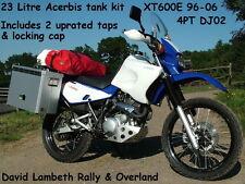 Yamaha XT600E 4PT DJ02 96-06 Acerbis 23Litre Long Range Overland Expedition Tank