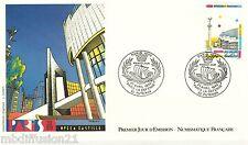 1989 ENVELOPPE ILLUSTRE FDC 1°JOUR**-OPERA BASTILLE-MONUMENT**TIMBRE Y/T2583
