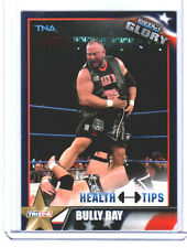 TNA Bully Ray #63 2013 Impact Wrestling GLORY RED Parallel Card SN 26 of 40
