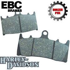 Harley Davidson FXSTB Night Train 08-09 UPRATED Front Disc Brake Pad FA457HH