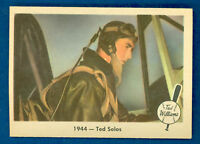 1959 Ted Williams # 22 Boston Red Sox Hall of Famer