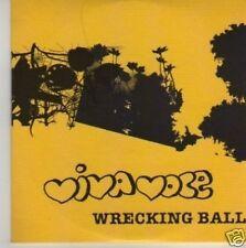 (102P) Viva Voce, Wrecking Ball - DJ CD