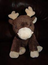"Kohl's Cares for Kids Deer Moose Reindeer Plush Doll 11"""