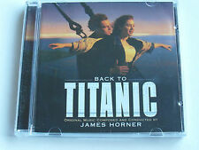 Back To Titanic - James Horner (CD Album) Used Very Good