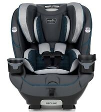 Evenflo Every Fit 4 In 1 Convertible Car Seat Sawyer 4lbs-120lbs Infant-Booster