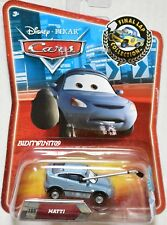 DISNEY PIXAR CARS FINAL LAP COLLECTION MATTI #165
