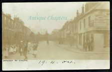1904 Beeston Brewery Company Leicester Road Wigston Leicestershire Postcard C757