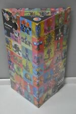 HEYE puzzle comic jigsaw H Stinson 2000 pieces ROBOTS & poster NEW & SEALED rare