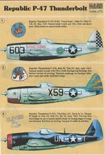 Print Scale 1/72 Republic P-47D Thunderbolt Bubble Tops Part 2 # 72028/*