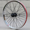 ODYSSEY BMX BIKE ANTIGRAM v1 REAR CASSETTE BICYCLE WHEEL CHROME HAZARD LITE