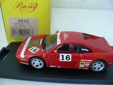 1/43 Bang Ferrari 348 Challenge '94 Emanuele Moncini 9416