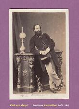 CDV LE VICOMTE FRANÇOIS DE ROCHECHOUART DE MORTEMART, NOBLESSE, 1865 -L144