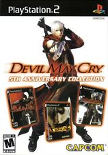 Devil May Cry: 5th Anniversary Collection - Playstation 2 Game Complete