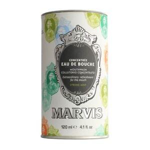Marvis Concentree Eau de Bouche Strong Mint Luxury Mouth Wash 120ml