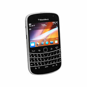 BlackBerry 9900 Bold Touch Cellular QWERTY Keyboard Mobile Phone Black Unlocked