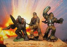 Hasbro Star Wars LFL 1:32 Figure Chewbacca Wookiee Rebel Warrior Battalion 3