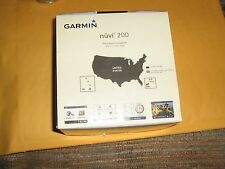 Garmin Nuvi 200 Automotive Mountable Gps Receiver, Us Street Maps, 2008