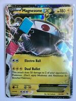 Magnezone EX ULTRA RARE 35/106 XY Flashfire Pokemon card TCG NM HOLO