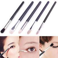 JW_ 1 Pc Makeup Brush Eyeshadow Blending Shading Powder Beauty Cosmetic Tool D