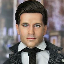 [NARAE]OOAK Jon Hamm/Don Draper Mad Men Custom Repaint Portrait Tonner Male Doll