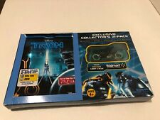 Tron: Legacy (Blu-Ray + DVD + Diecast Light Cycle) Exclusive Collector's 2-Pack