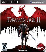 Dragon Age 2 II  (Sony Playstation 3, 2011) NEW! PS3