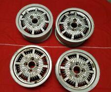 "13"" Mugen Cf-48 wheels RARE JDM RAYS WORK VOLK HONDA"