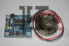 ISD1820 Modulo Voce Registrazione Riproduzione con Microfono e Altoparlante