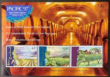 NEW ZEALAND 1433a Beautiful Mint NEVER Hinged Souvenir Sheet JM