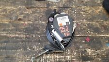 VW GOLF MK5 GTI 5 DOOR REAR LEFT PASSENGER SIDE BLACK SEAT BELT 1K6857805B