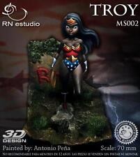 RN Estudio Miniatures Troy TOON Wonder Woman