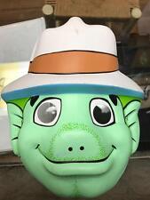Inspector Gill Costume Mask 1950's Collegeville Costume Company