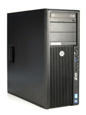 HP Z420 Xeon Quad Core E5-1607 @ 3GHz 8GB 1TB DVD±RW Quadro K600/1GB
