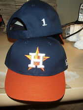 Carlos Correa personalized #1 Houston Astros Team MLB Hat - New! Free Shipping!