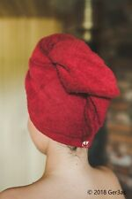 Hair Towel Wrap Drying Turban Turbie Twist Cotton Women Spa Bath Quick Drying RE