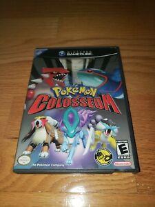 Pokemon Colosseum Nintendo Gamecube Complete