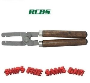 RCBS Bullet Mold Handles for all RCBS Bullet Molds NEW!! # 80025