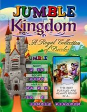 Jumbles®: Jumble® Kingdom : A Royal Collection of Regal Puzzles by Tribune...