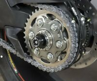 R&G Spindle Sliders Ducati 1199 Panigale 2014 SS0018BK Black