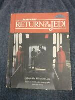 Star Wars Return of the Jedi Lucas 1983  Levy 72 pages Book Hardcover
