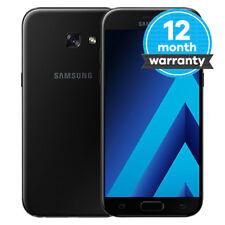 Samsung Galaxy A5 (2017) - 32GB - Black Sky (Unlocked) Smartphone
