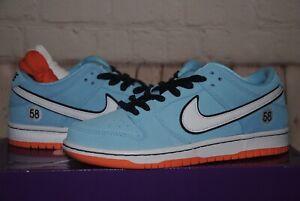 Nike SB Dunk Low Pro Club 58 Gulf Blue Chill White BQ6817-401 Size 8 M/ 9.5 W