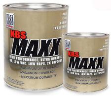 KBS Coatings MAXX Two Part Polyurethane UV Stable Topcoat Paint