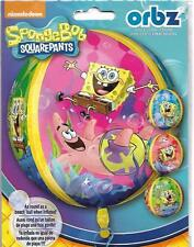 Spongebob Squarepants Orbz Balloon free P & P UK