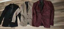 H&M Zara Blazer Sakko Anzug Gr.L Herren