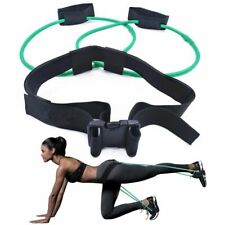 Resistance Bands Set Beauty Booty Fitness Workout Legs Butt Muscles Training